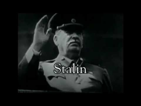 Schulfilm-DVD / Geschichte: DIKTATUREN IM 20. JAHRHUNDERT II - STALINISMUS I + II (Vorschau)