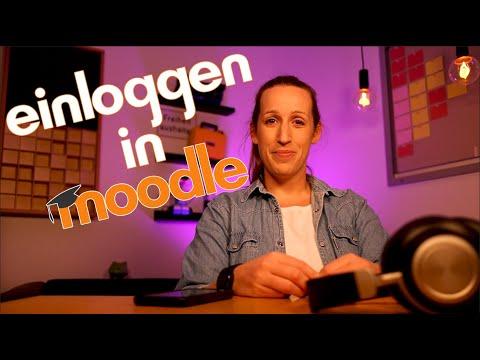Moodle für Lernende (1): �bersicht und Login