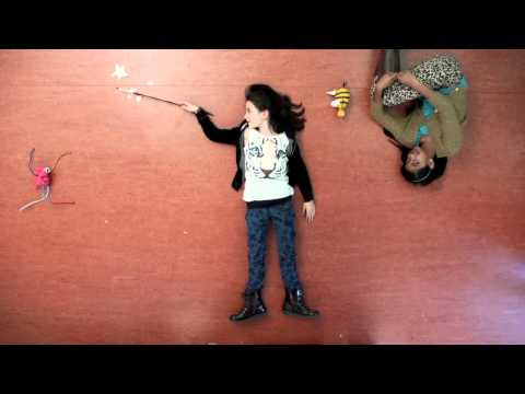 Playing With Magic! Puppet/Pixilation Animation