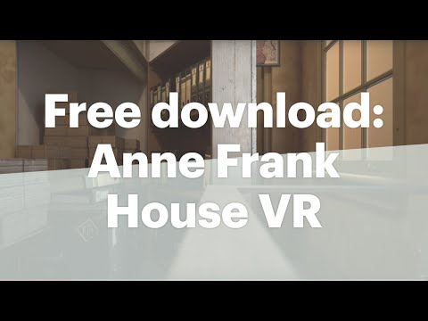 Anne Frank House VR Trailer | Anne Frank House