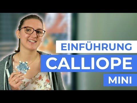 Einführung Calliope mini | So funktioniert der Minicomputer �