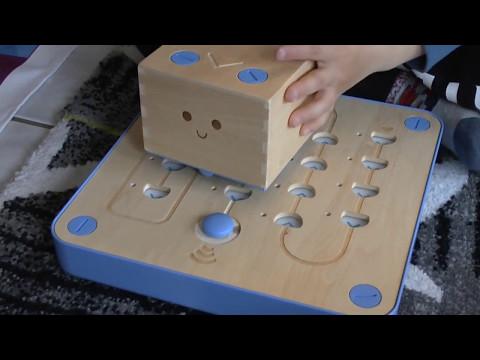 Cubetto (Primo Toys) - ab 3 Jahre - TEIL 179 - Programmierung und Koordination leicht gemacht!