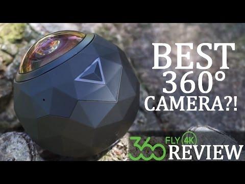 BEST 360° CAMERA?! 360FLY 4K CAMERA REVIEW | DansTube.TV