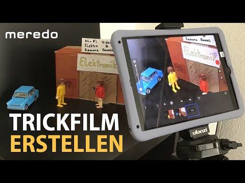 Trickfilm erstellen mit Stop Motion Studio