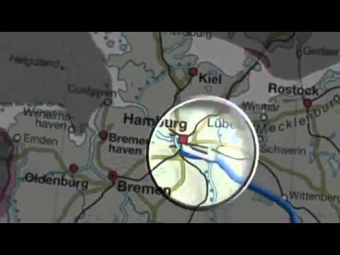 Schulfilm-DVD / Geografie: DIE ELBE - STRo�ME EUROPAS (Trailer / Vorschau)