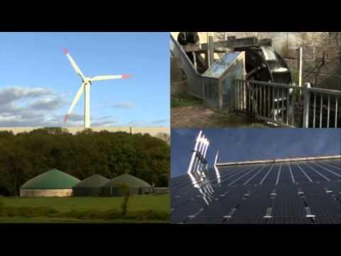 Windenergie - Erneuerbare Energien I Trailer MedienLB