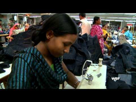 WBF - Arbeitsbedingungen in Asiens Textilindustrie (Trailer)