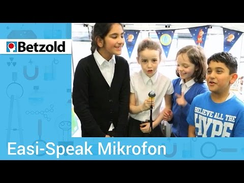 Easi-Speak Mikrofon | Betzold