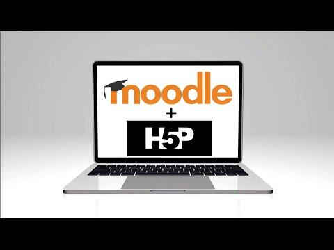 moodle - mit h5p interaktive Inhalte erstellen