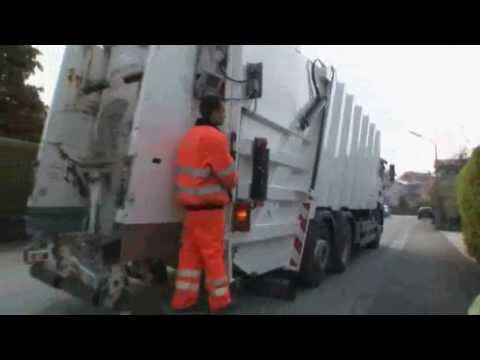 Müll - Trennen - Entsorgen - Recyceln Trailer MedienLB