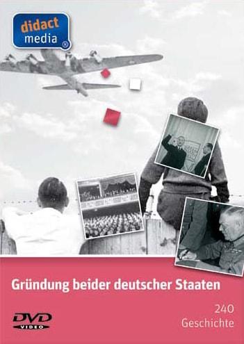 Gründung beider deutscher Staaten