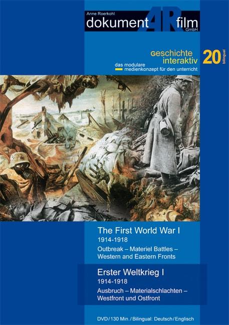 Erster Weltkrieg I 1914-1918