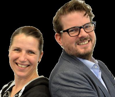 Sabine Bethke und Ekkehard Brüggemann