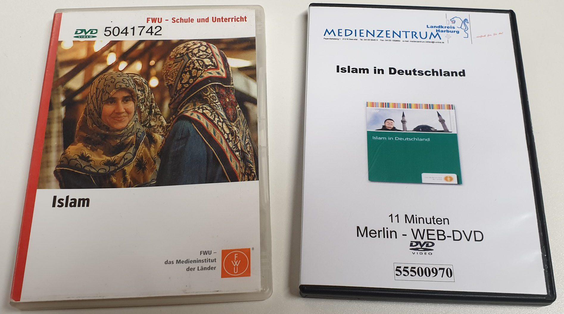 DVD - Islam und DVD - Islam in Deutschland
